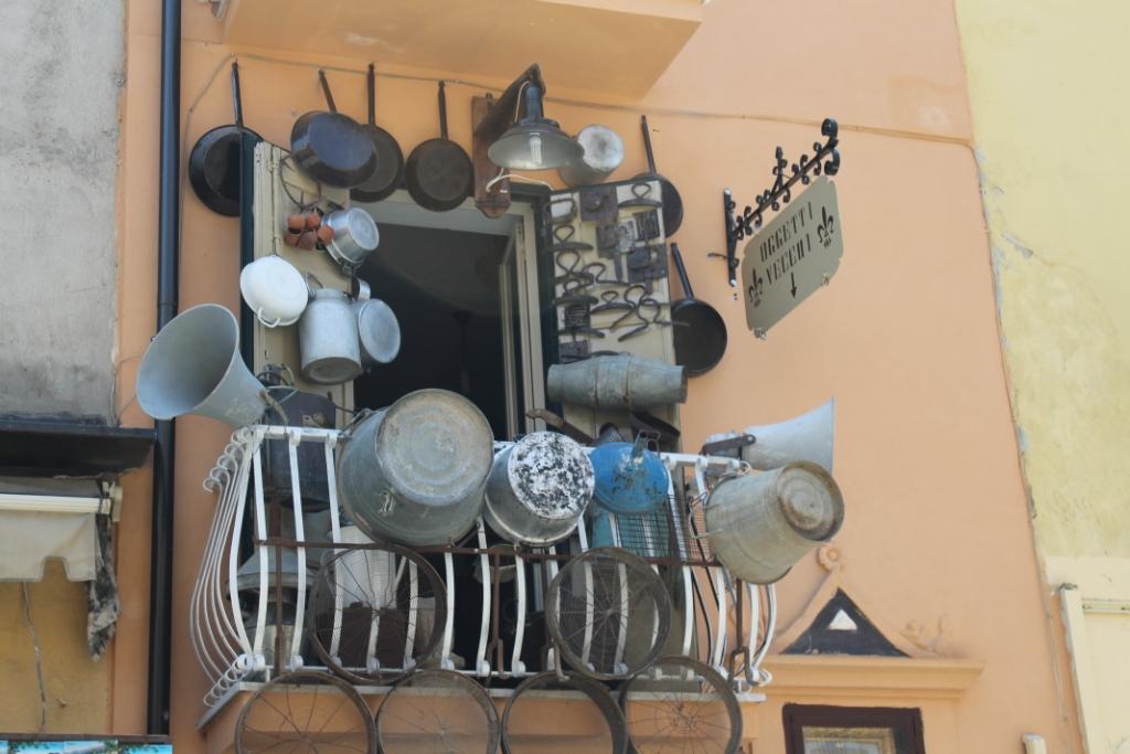 Balkon in Tropea - Basilicata