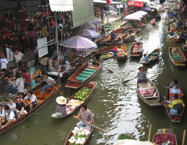 Bangkok-Venetië