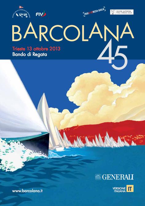 Barcolana-poster