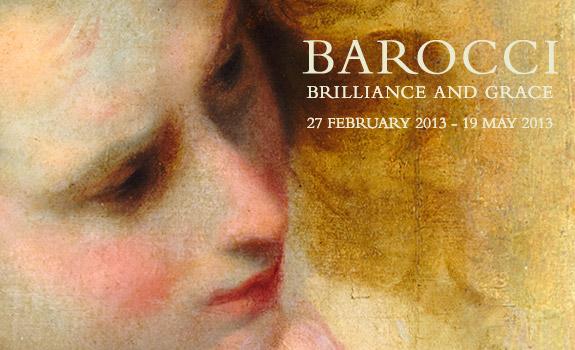 Barocci Brilliance and Grace