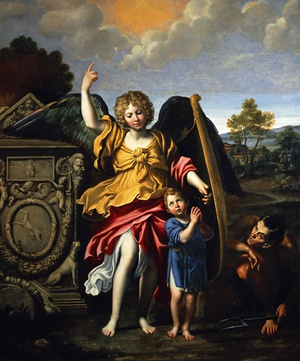 Barok-Rome-Domenichino