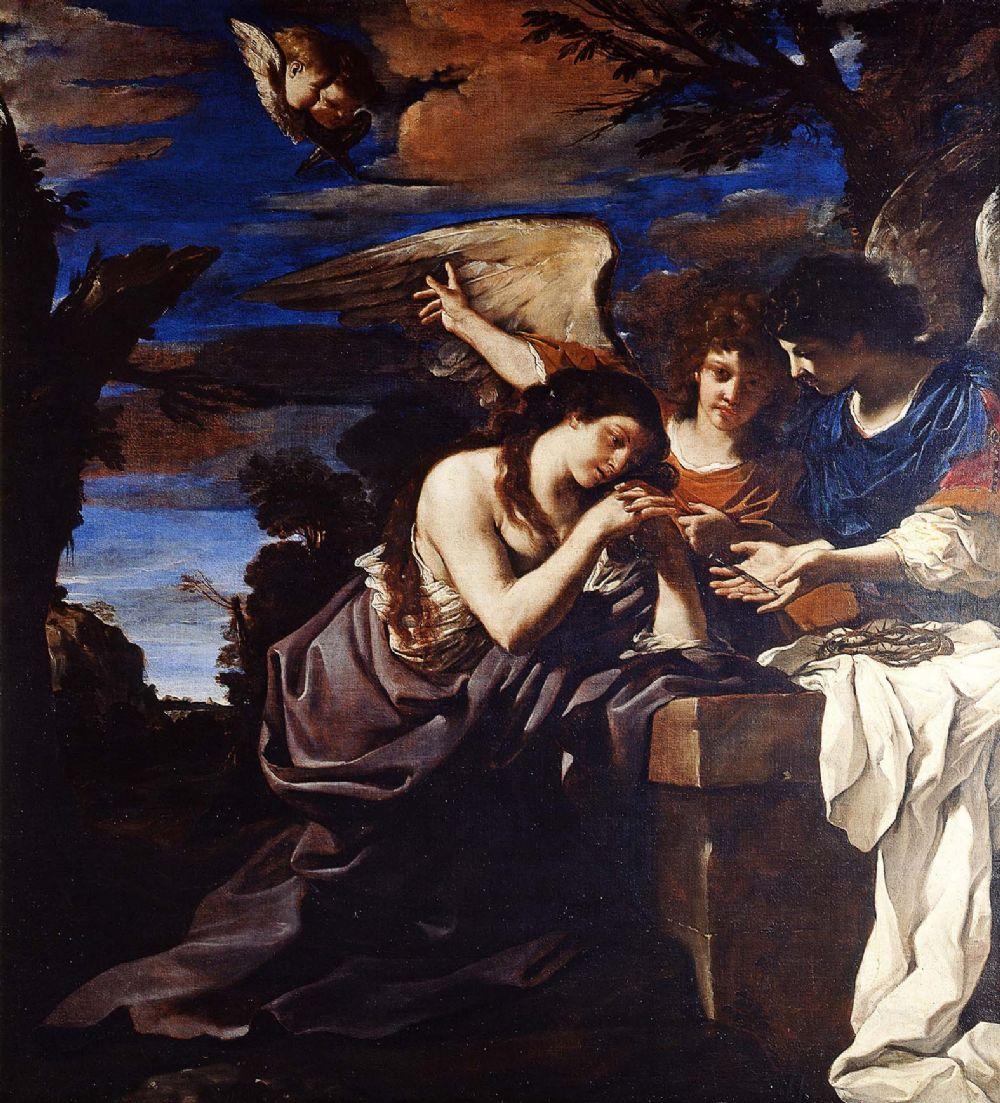 Barok-Rome-Guercino