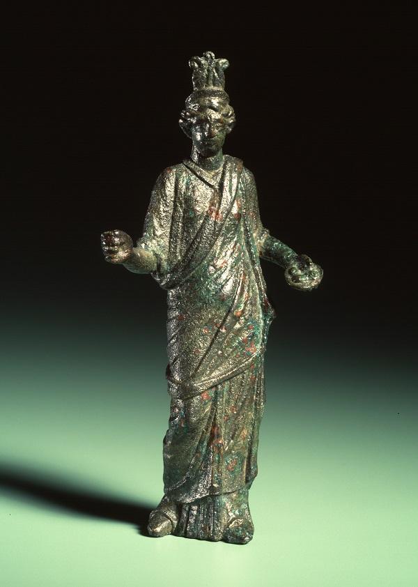 Beeldje-godin-Isis-Valkenburg-Rijksmuseum-van-Oudheden