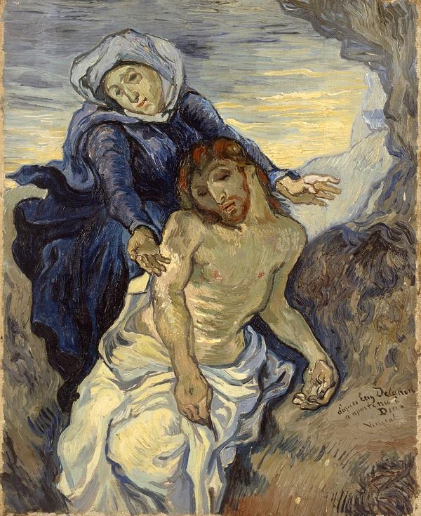 Bellezza-divina-Strozzi-Florence-Pieta-Van-Gogh