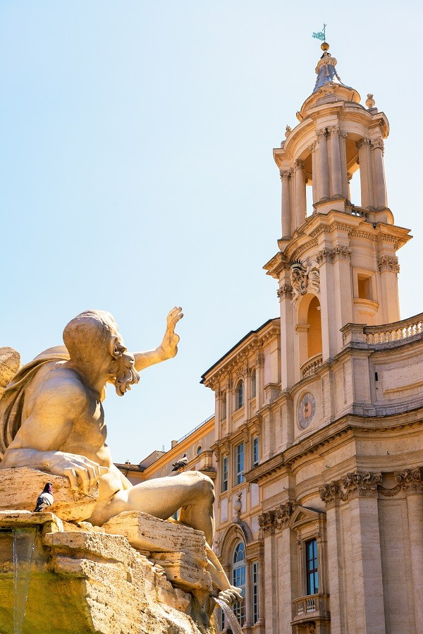 Piazza Navona in Rome