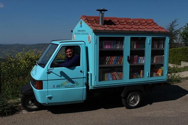 Bibliotheek op wielen in basilicata ciao tutti ontdek itali - Bibliotheek wielen ...