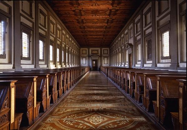 Biblioteca-Laurenziana-Florence