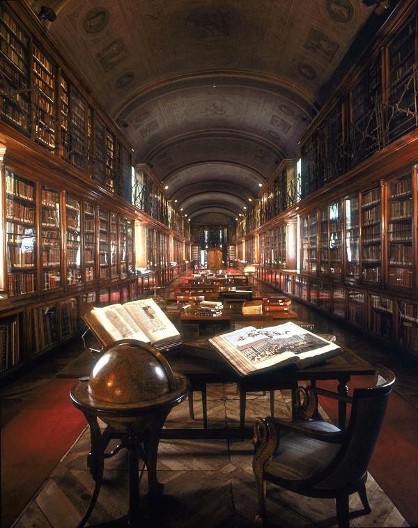 Biblioteca-Reale-bibliotheek-Turijn
