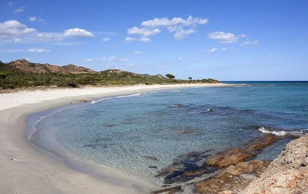 Bidderosa-Orosei-Sardinië