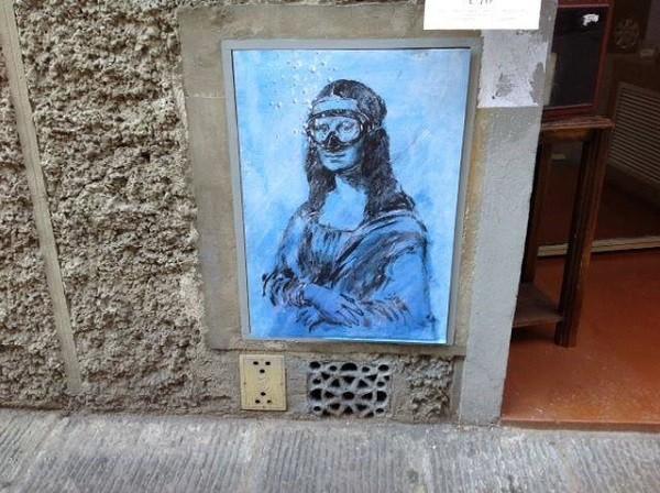 Blub-Mona-Lisa