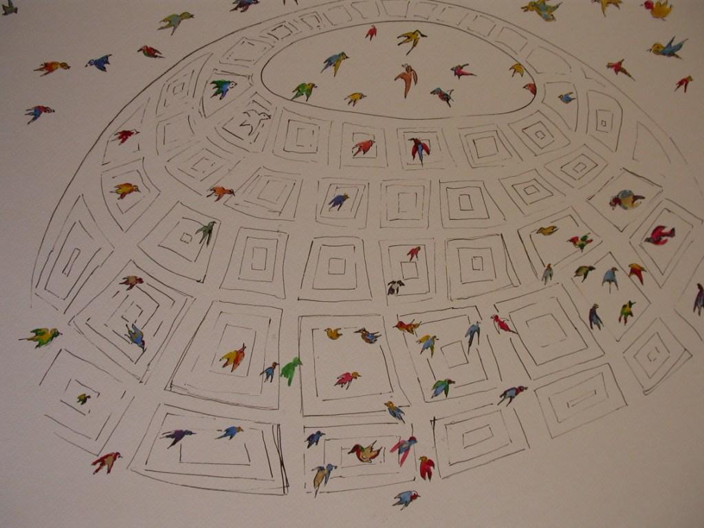 Blumenthal-Pantheon-vogels