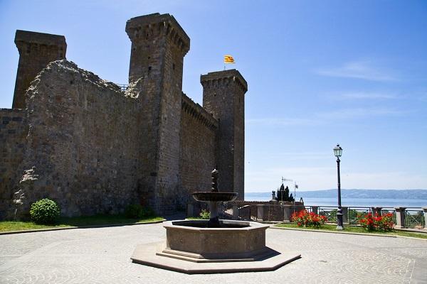 Bolsena-kasteel