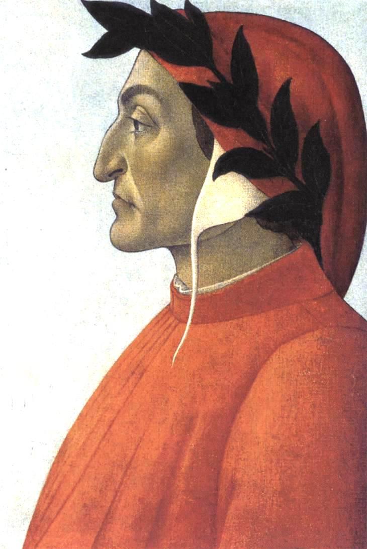 Botticelli-Dante