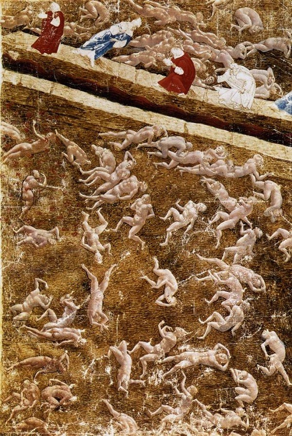 Botticelli-Hel-Inferno-Divina-Commedia-Dante (4)