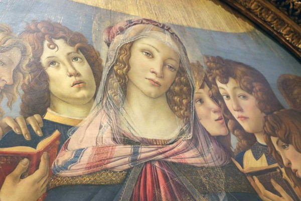 Botticelli-Madonna-granaatappel-Uffizi