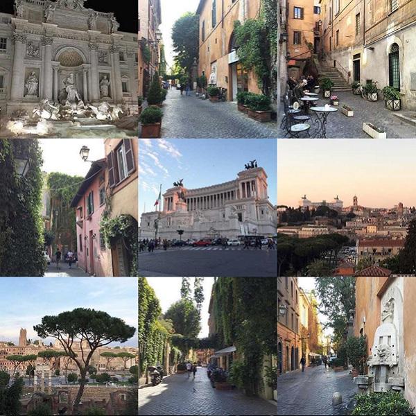 Browsing-Rome