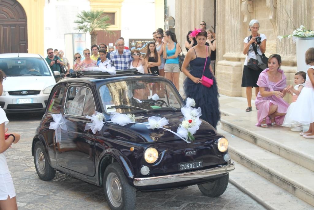 Bruiloft in Gallipoli - Puglia