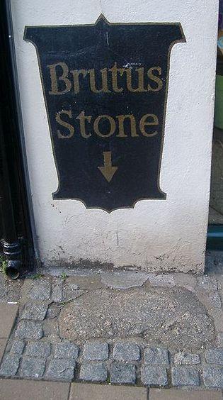 Brutus' Stone