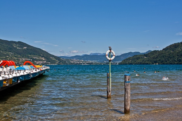 Caldonazzo-strand