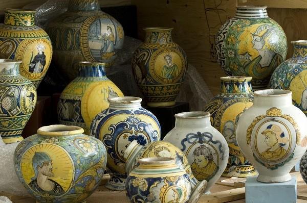 Caltagirone-Sicilië-keramiek-museum
