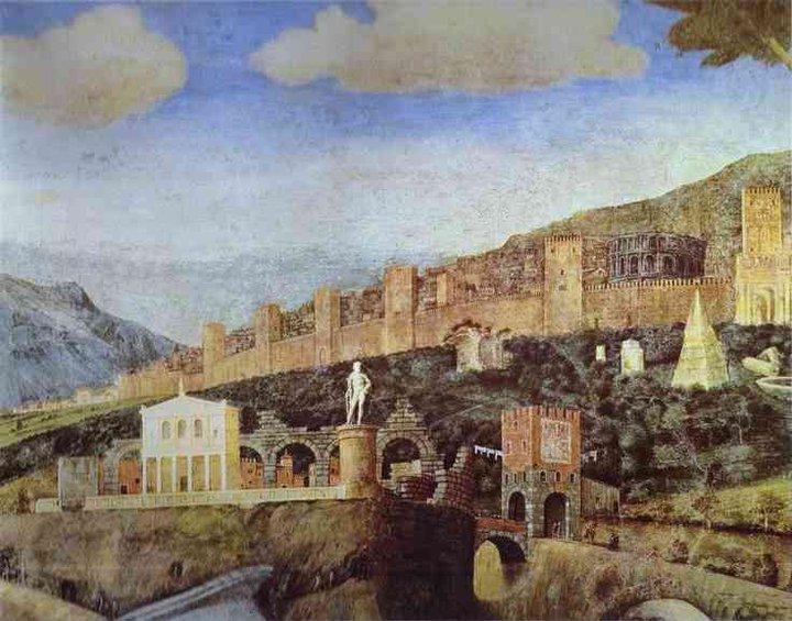 Camera degli Sposi - Rome