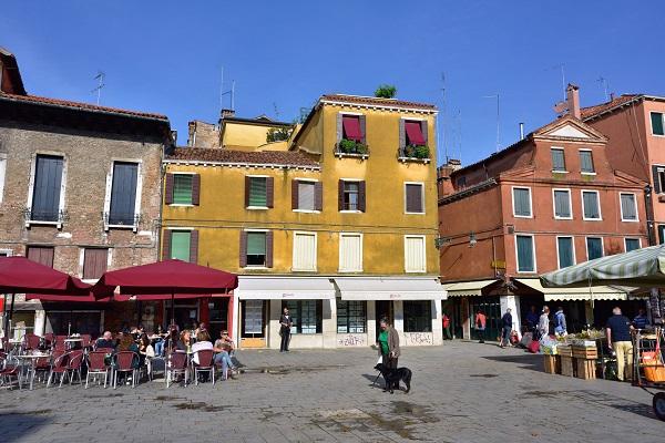 Campo-Margherita-Venetië
