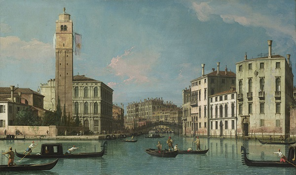 Canaletto-Entree-tot-Cannaregio-The-National-Gallery-Londen