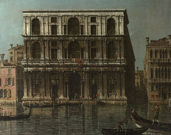 Canaletto-Palazzo-Grimani-The-National-Gallery-Londen
