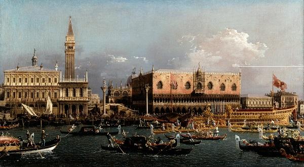 Canaletto-Venetie