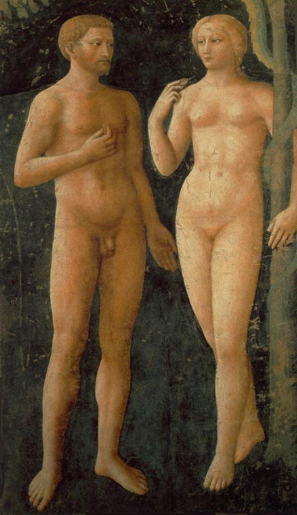 Cappella-Brancacci-Florence-Masolino