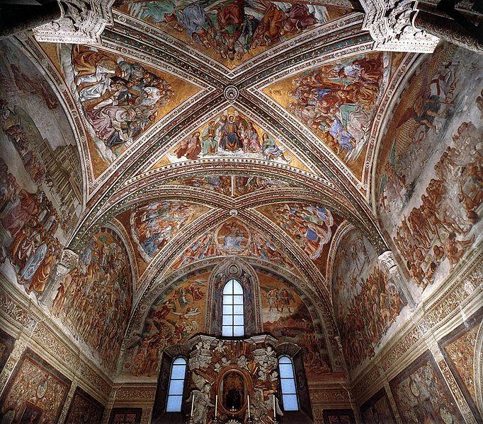 Cappella San Brizio - Duomo Orvieto