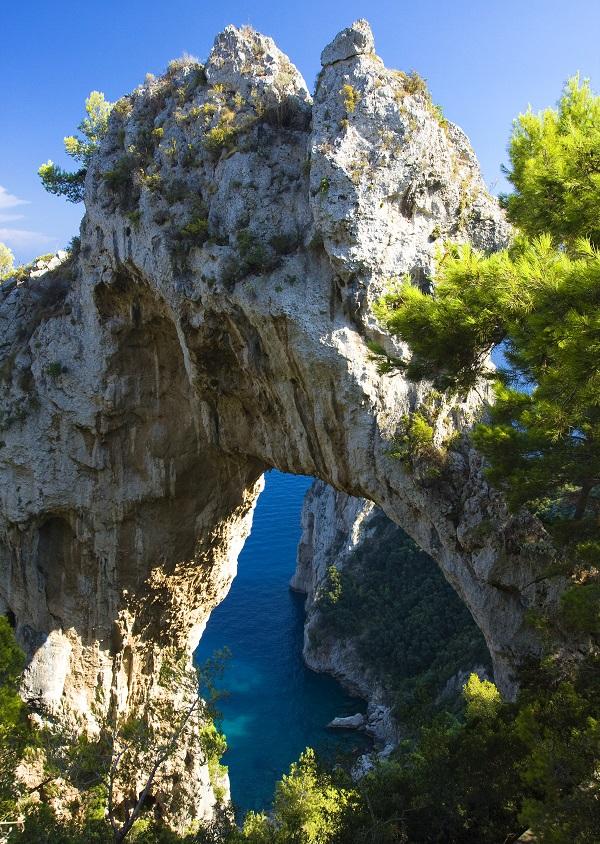 Capri-wandelen-Arco-Naturale