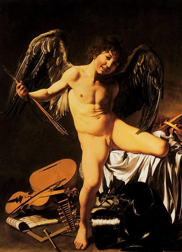 Caravaggio-Amor-vincit-Omnia