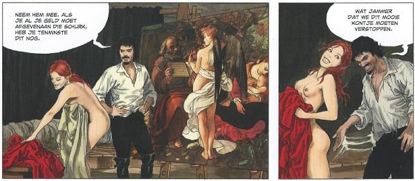 Caravaggio-Milo-Manara-strip (4)