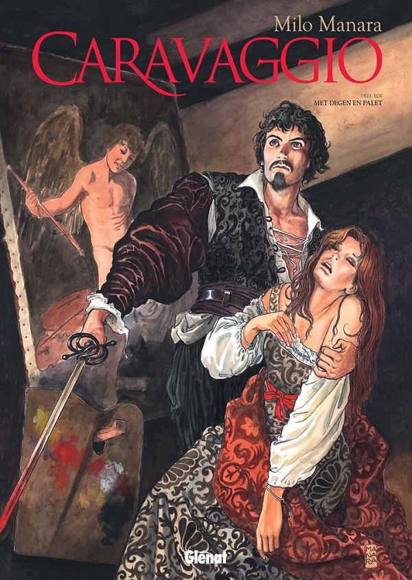 Caravaggio-Milo-Manara