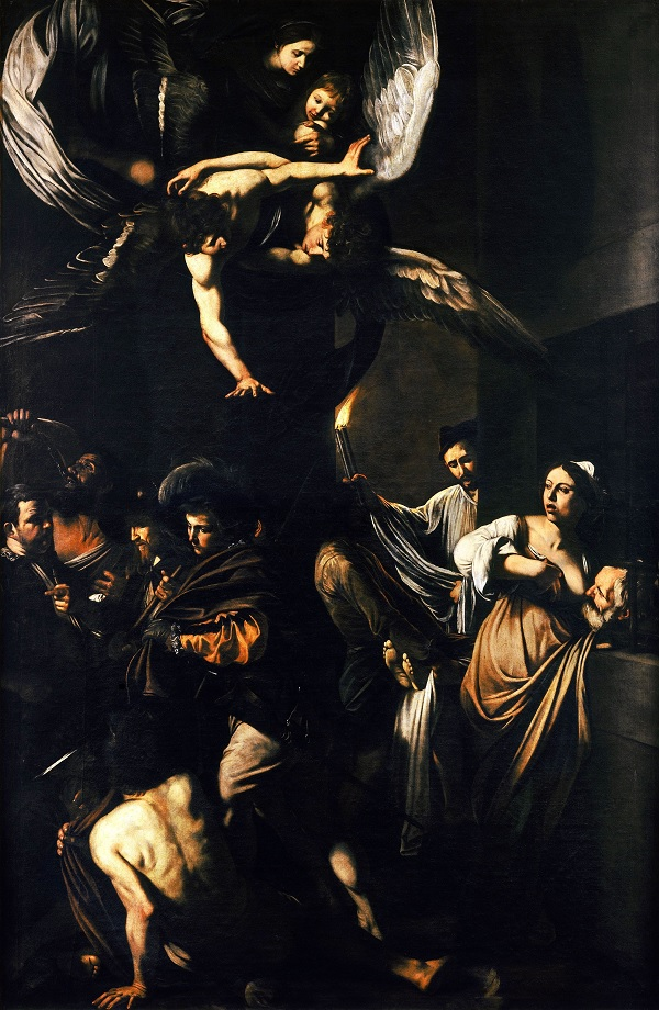Caravaggio-Misericordia-Napels