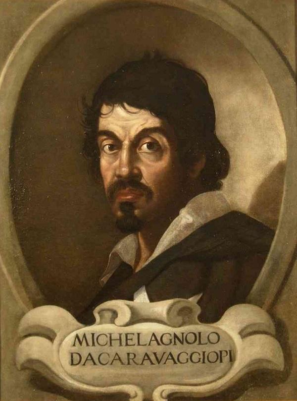 Caravaggio-zelfportret