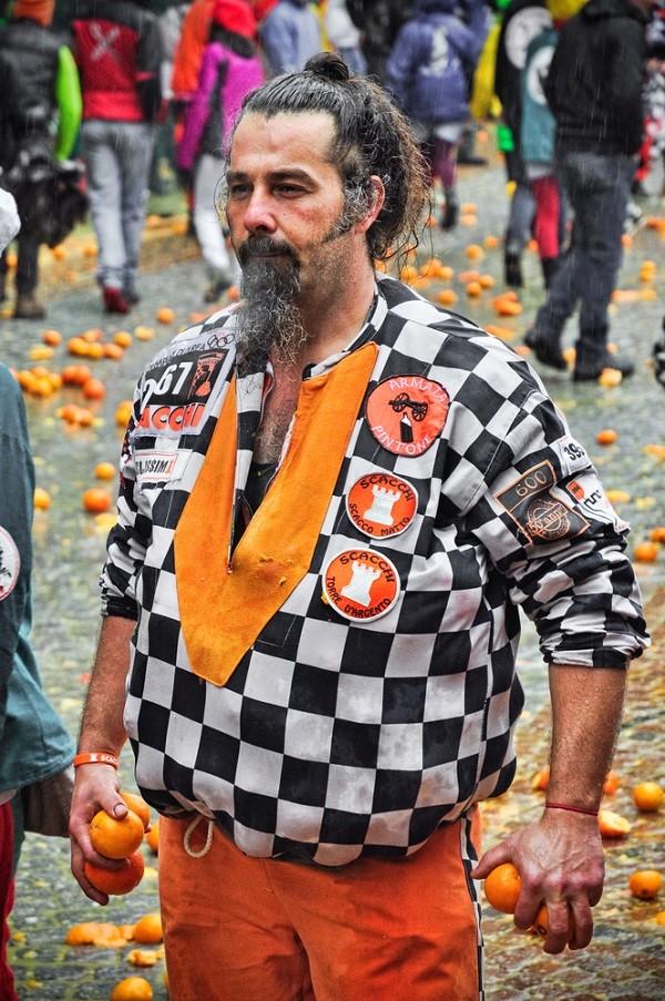 Carnaval-Ivrea-Italië-sinaasappels-2