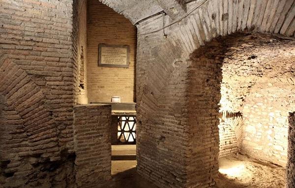 Case-Romane-Celio-Rome