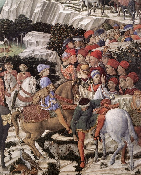 Cavalcata-Magi-Gozzoli-Palazzo-Medici-Riccardi-Florence