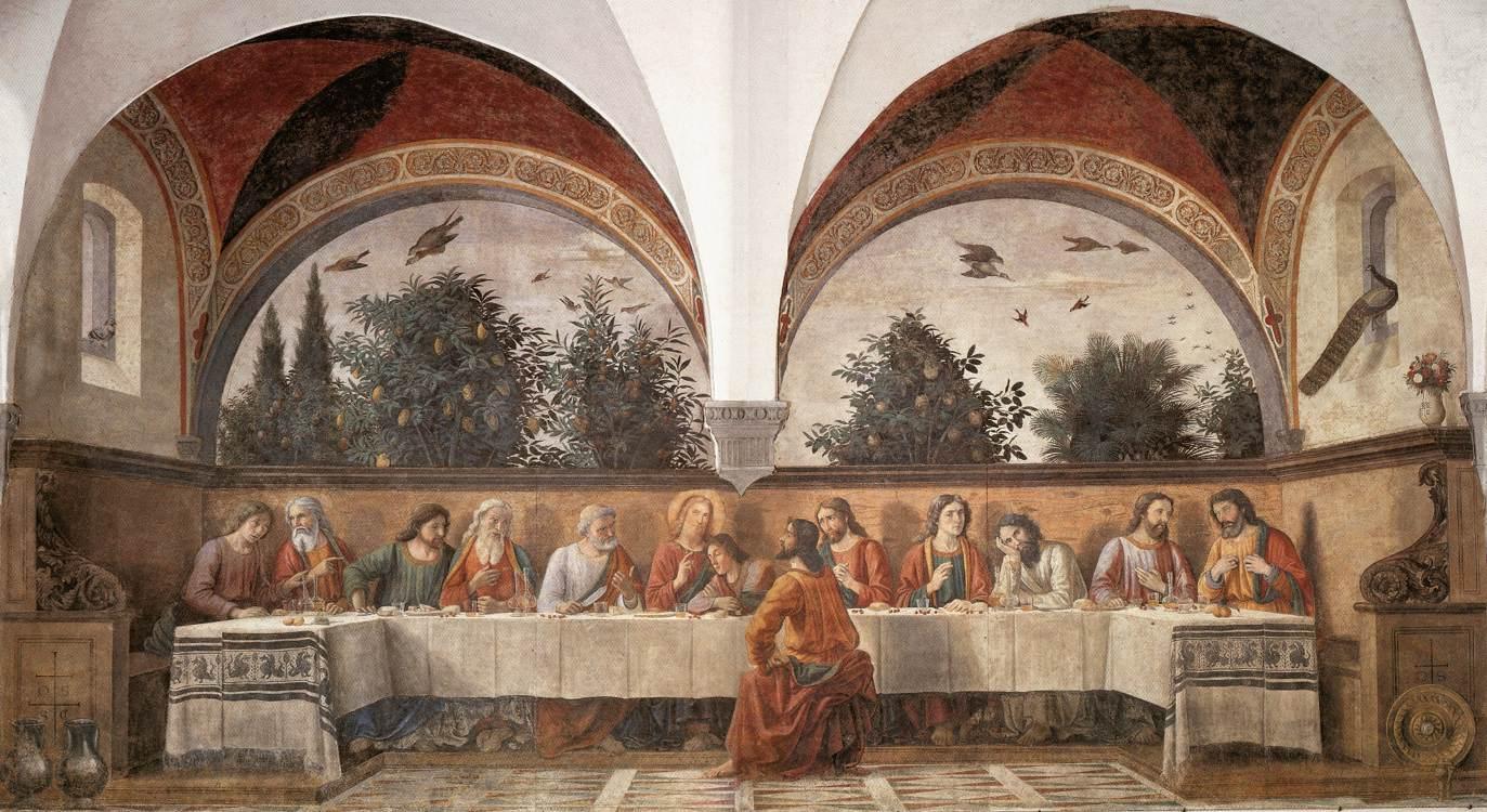 Cenacolo Ognissanti Florence