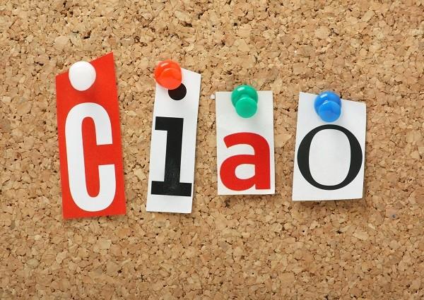 Ciao-Italiaans