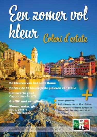 Ciao-tutti-Special-#22-Een-zomer-vol-kleur-jubileumspecial