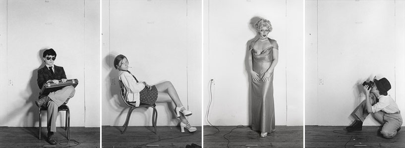 Cindy Sherman Early Works