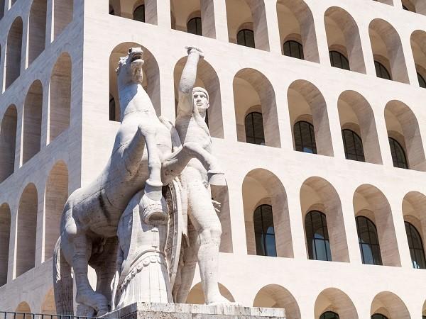 Colosseo-Quadrato-vierkant-Colosseum-EUR-Rome (10)