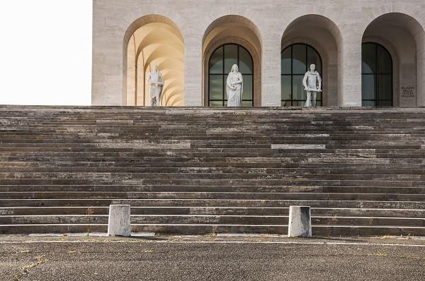Colosseo-Quadrato-vierkant-Colosseum-EUR-Rome (8)