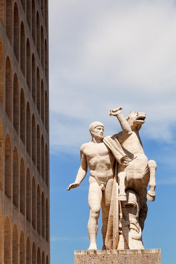 Colosseo-Quadrato-vierkant-Colosseum-EUR-Rome (9)