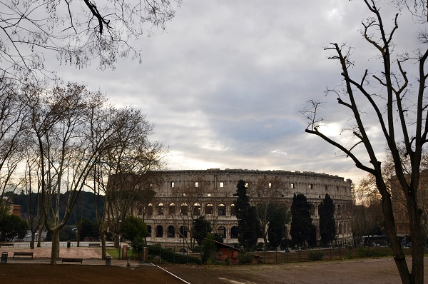 Colosseum-Rome-winter (3)