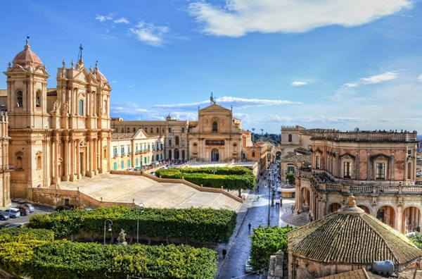 Corendon-Sicilië-vakantie-Noto