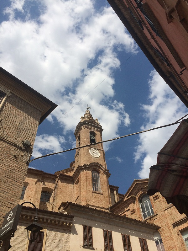 Corinaldo-Le-Marche-kerk